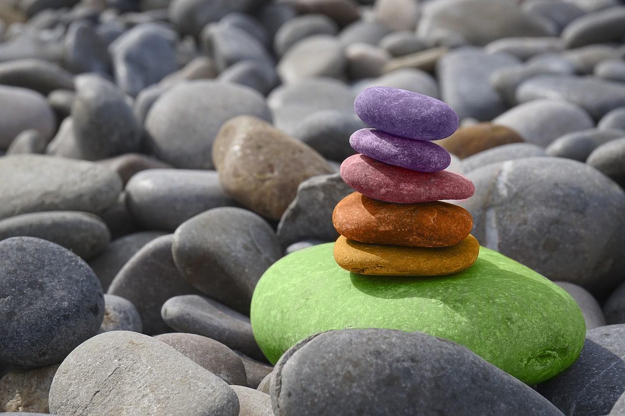 pietre chakra meditazione