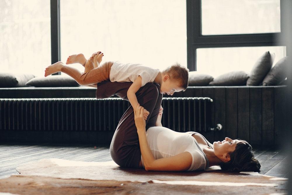 posizioni yoga per bambini
