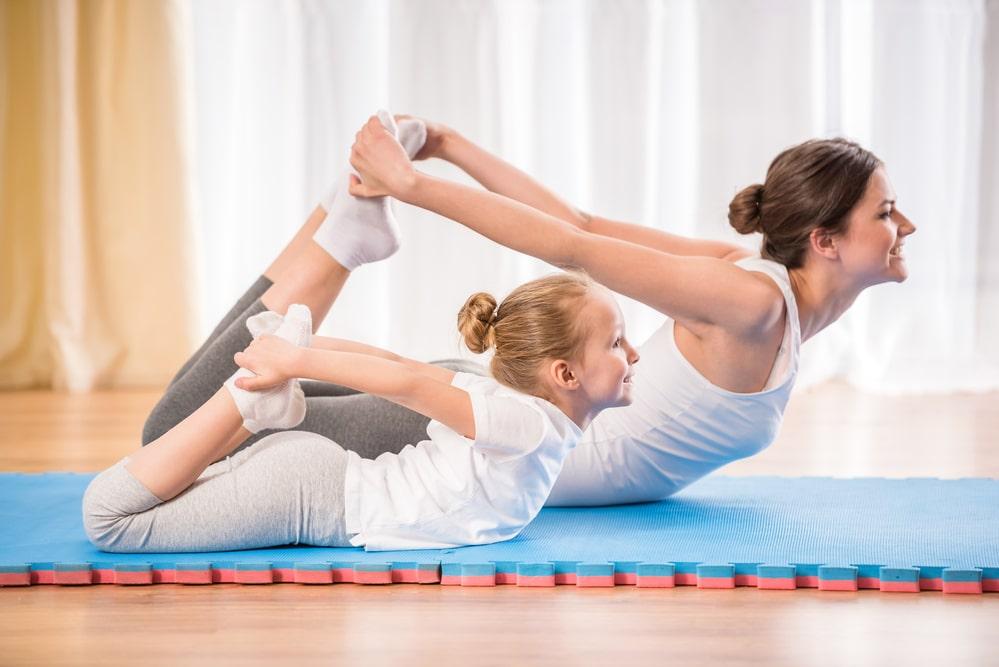 lezione yoga per principianti yogini