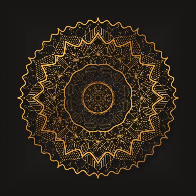 mandala meditazione benessere