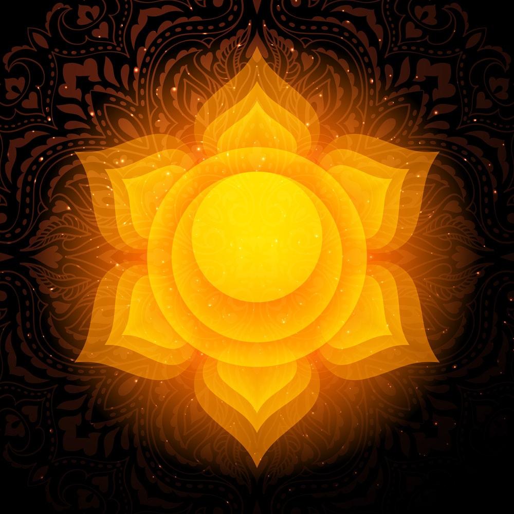 Secondo chakra Sacrale