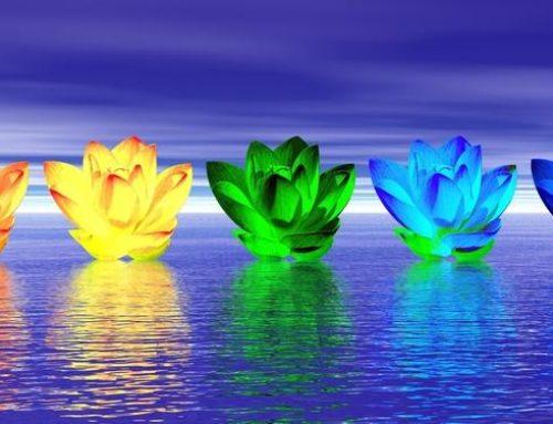 Colori dei Chakra: Il loro Significato e la loro importanza