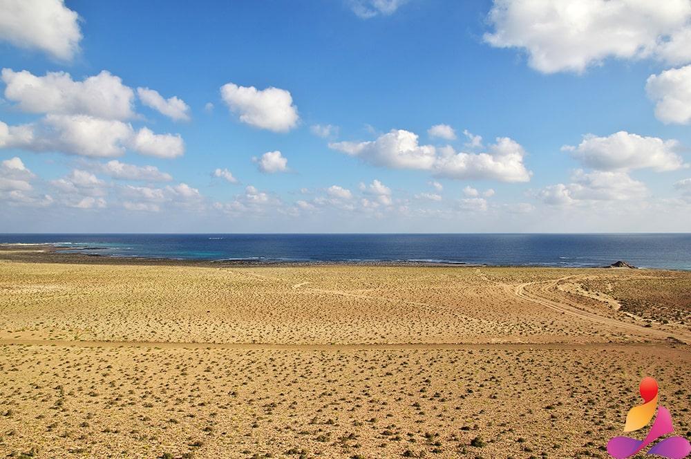 Banco di sabbia in oriente