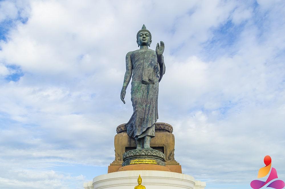statua mudra