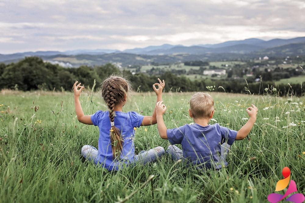 corso per insegnare meditazione ai bambini