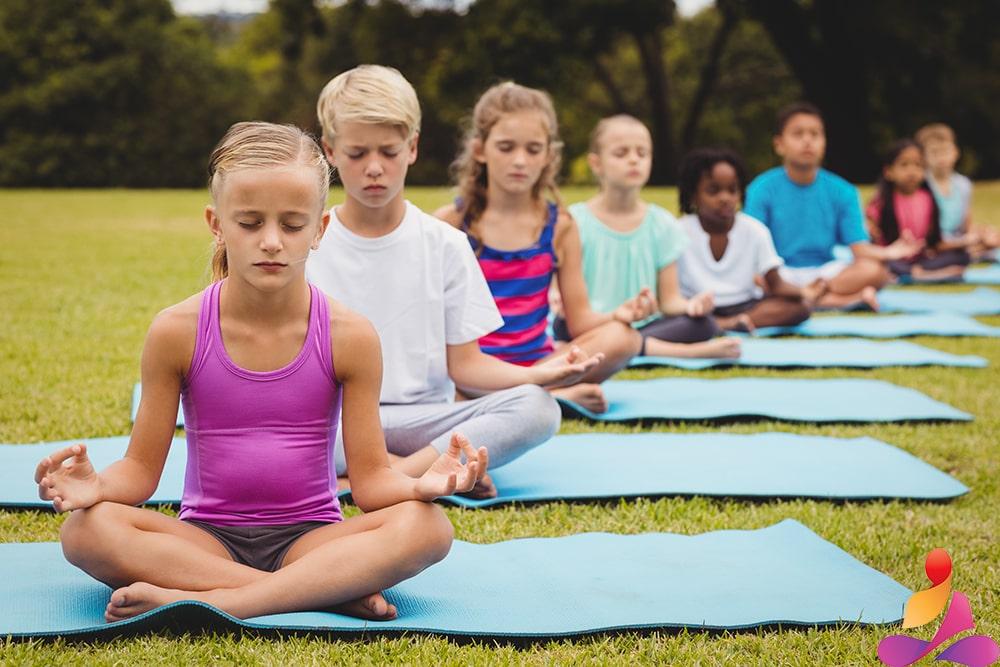 meditazione breve per bambini
