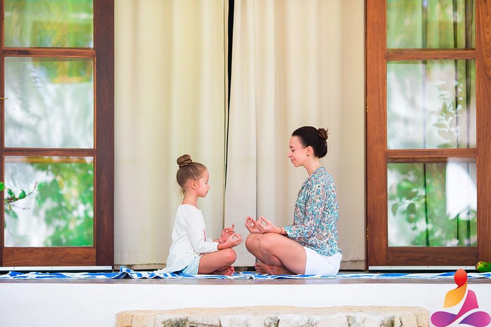 tecniche di meditazione per bambini