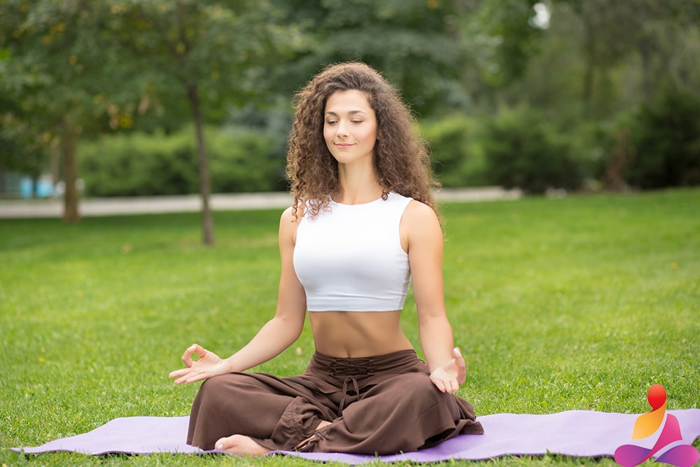 i benefici della meditazione om