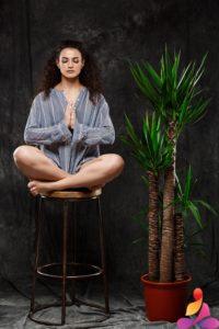 cuscino da meditazione