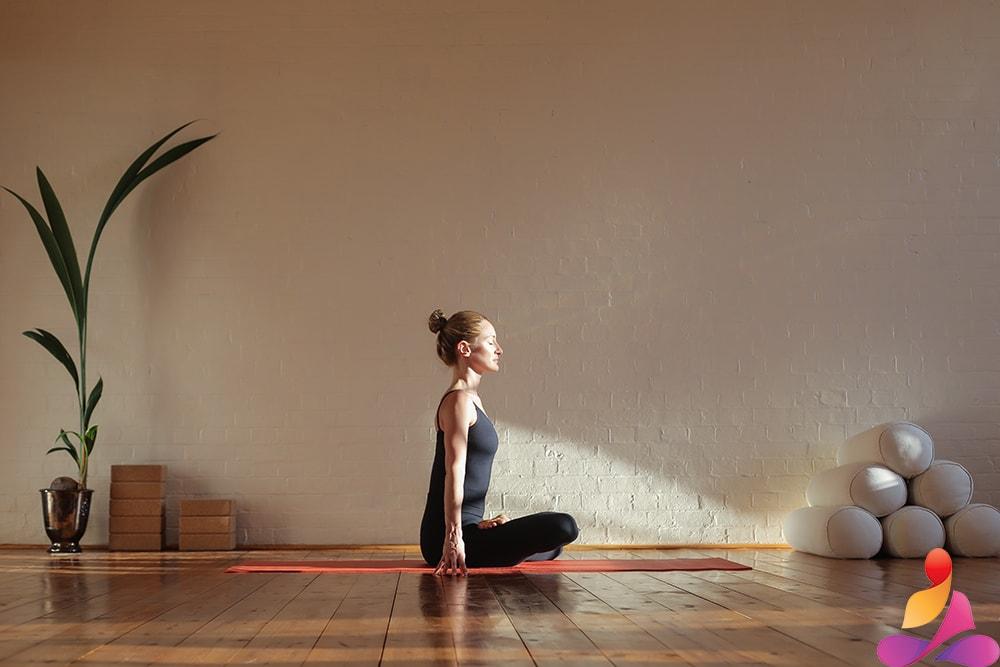 posizioni per meditare