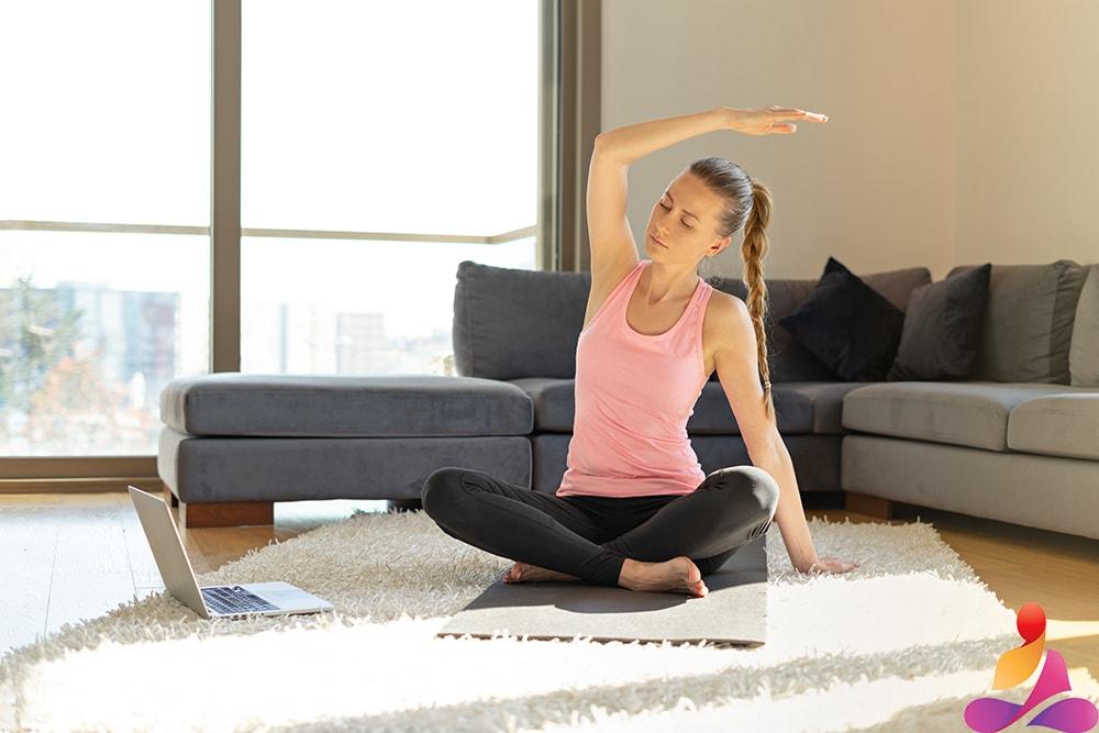 tappetino da yoga antiscivolo