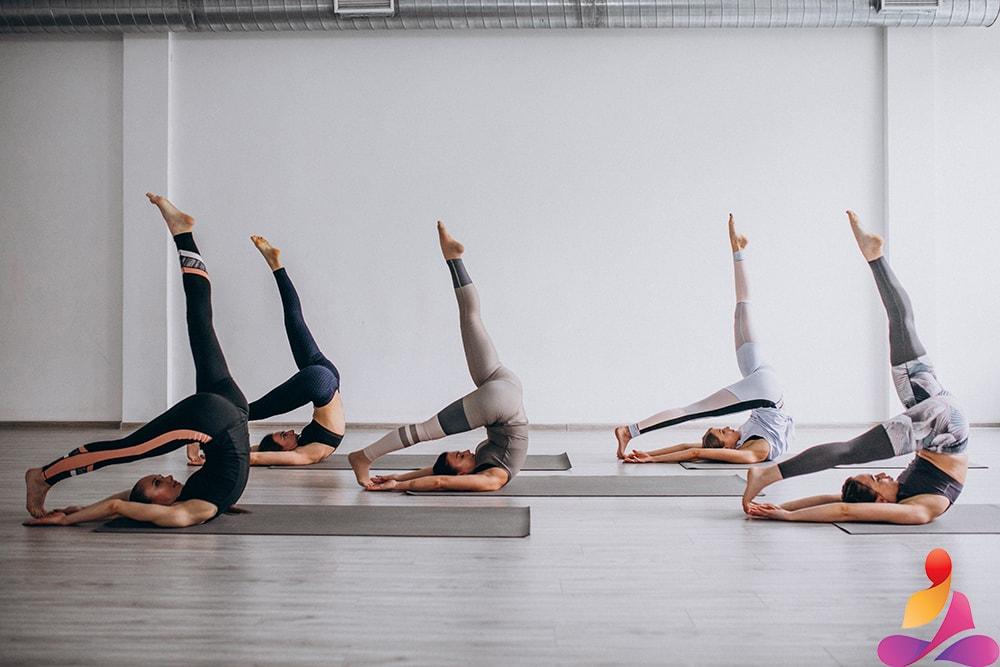 tappetini yoga professionali in sughero